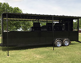 24 Ft. Enclosed Trailer